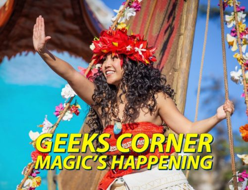 Magic's Happening – GEEKS CORNER – Episode 1022 (#493)