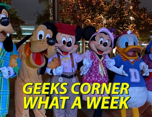What a Week – GEEKS CORNER – Episode 1024 (#495)