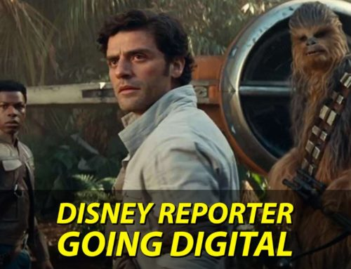 Going Digital – DISNEY Reporter