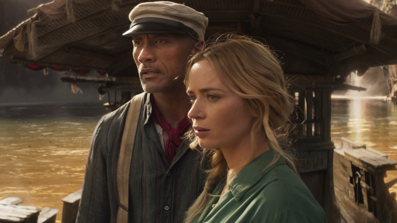 Disney Releases New Jungle Cruise Trailer, Photos, and Poster