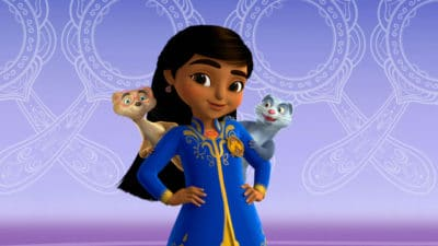 Mira, Royal Detective Arrives on Disney Junior in the United States and India