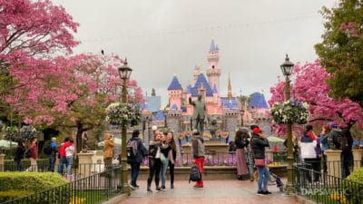 Disneyland Resort Guest Reservations Cancellations Extended