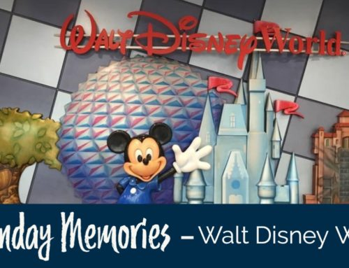 A Return to Walt Disney World – Monday Memories