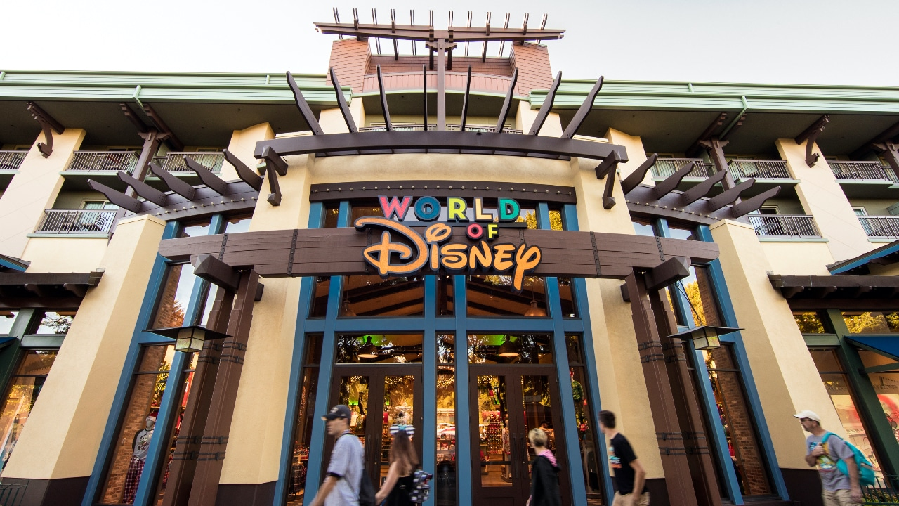 World of Disney - Downtown Disney District