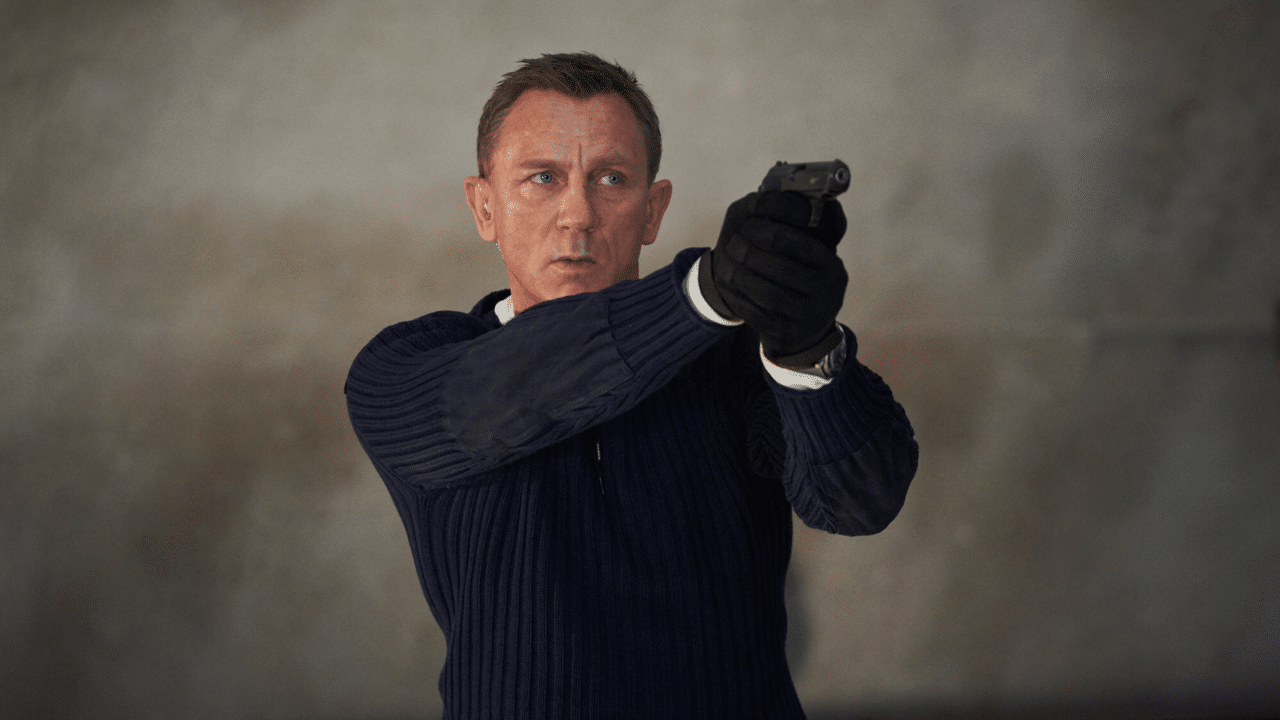 James Bond: No Time to Die