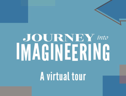 Walt Disney Imagineering Welcoming Guests in with Unprecedented Virtual Tour