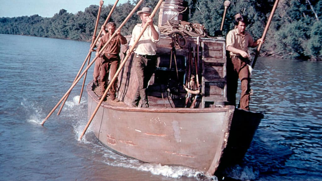 Davy Crockett: And the River Pirates