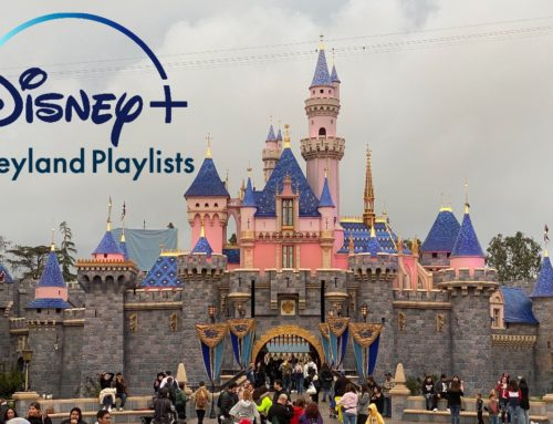 Disney+ Releases Suggested Playlists Inspired by Disneyland