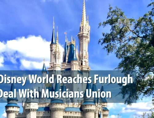 Walt Disney World Reaches Furlough Deal With Musicians Union