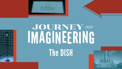 Walt Disney Imagineering Tours Continue With Look at The DISH