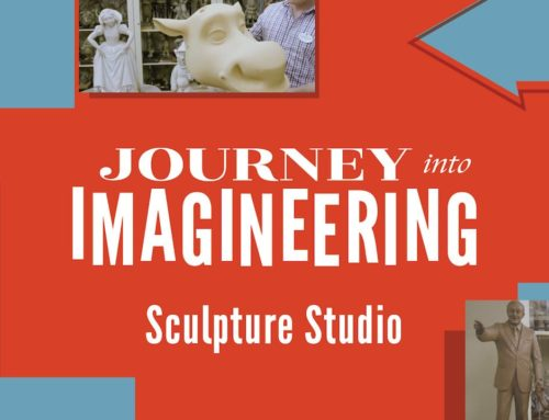 Virtual Tour of the Sculpture Studio at Walt Disney Imagineering