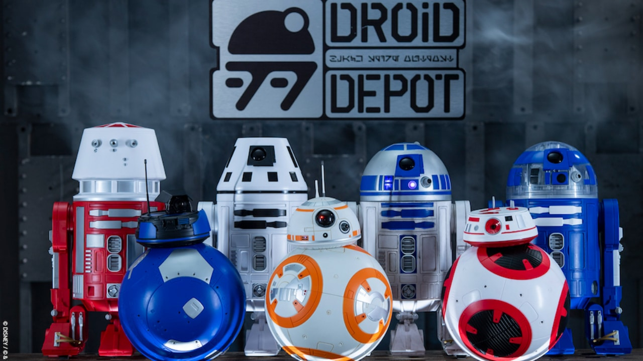 Do More With Your Droid With Disney's New Droid Depot App