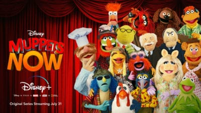 Muppets Now Arriving on Disney+ in July!