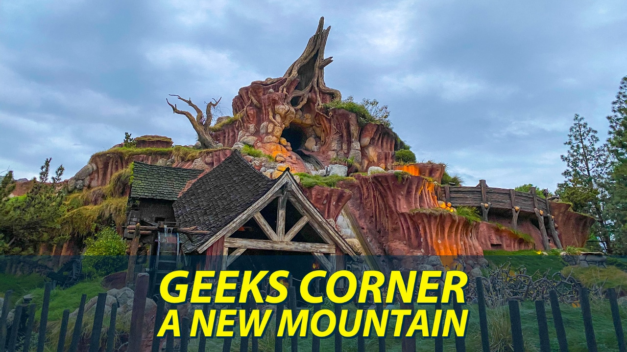 A New Mountain - GEEKS CORNER - Episode 1035 (#506)