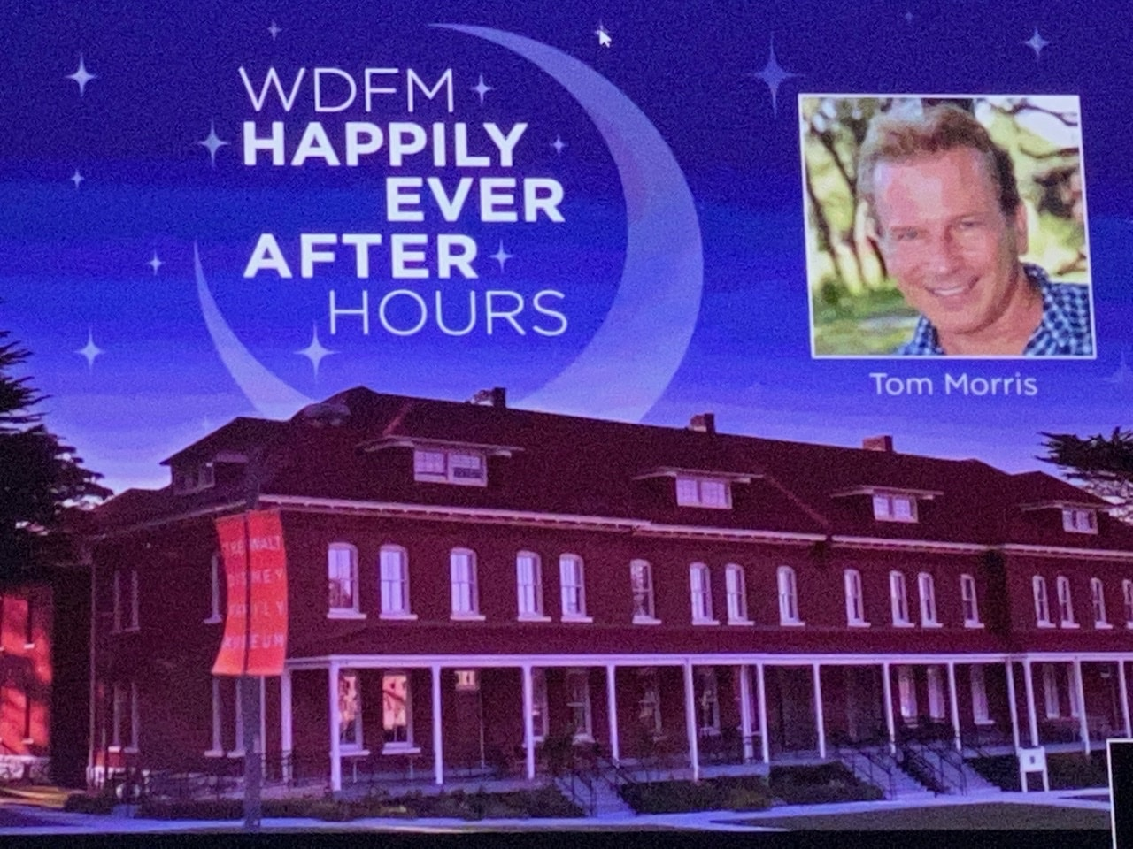 Tom Morris Shares About Making Iconic Magic at the Disney Parks During Walt Disney Family Museum Happily Ever After Hours Presentation