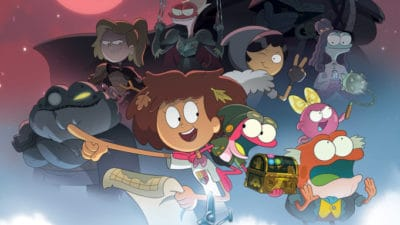 "Disney Channel Renews ""Amphibia"" for Season 3, Season 2 Debuts July 11"