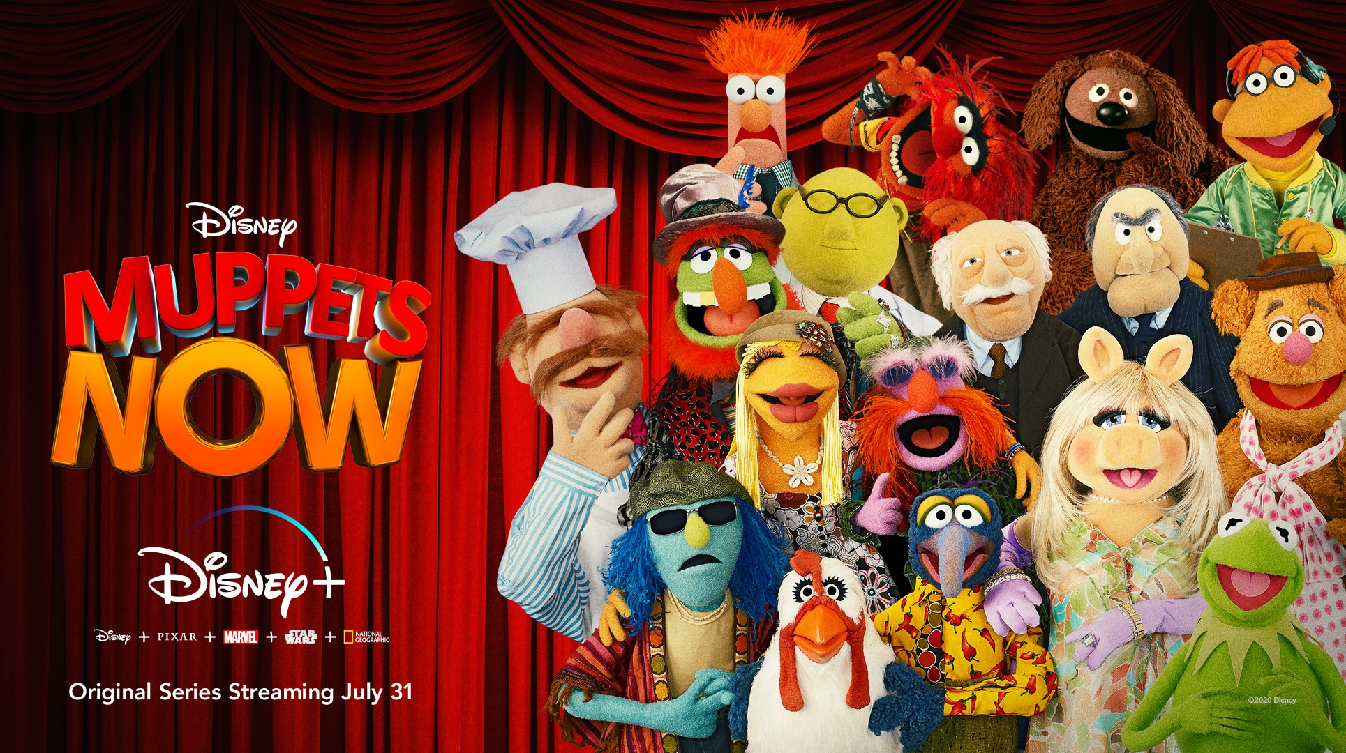Muppets NOW! Brings the Charm and Zaniness of Muppets to Disney+