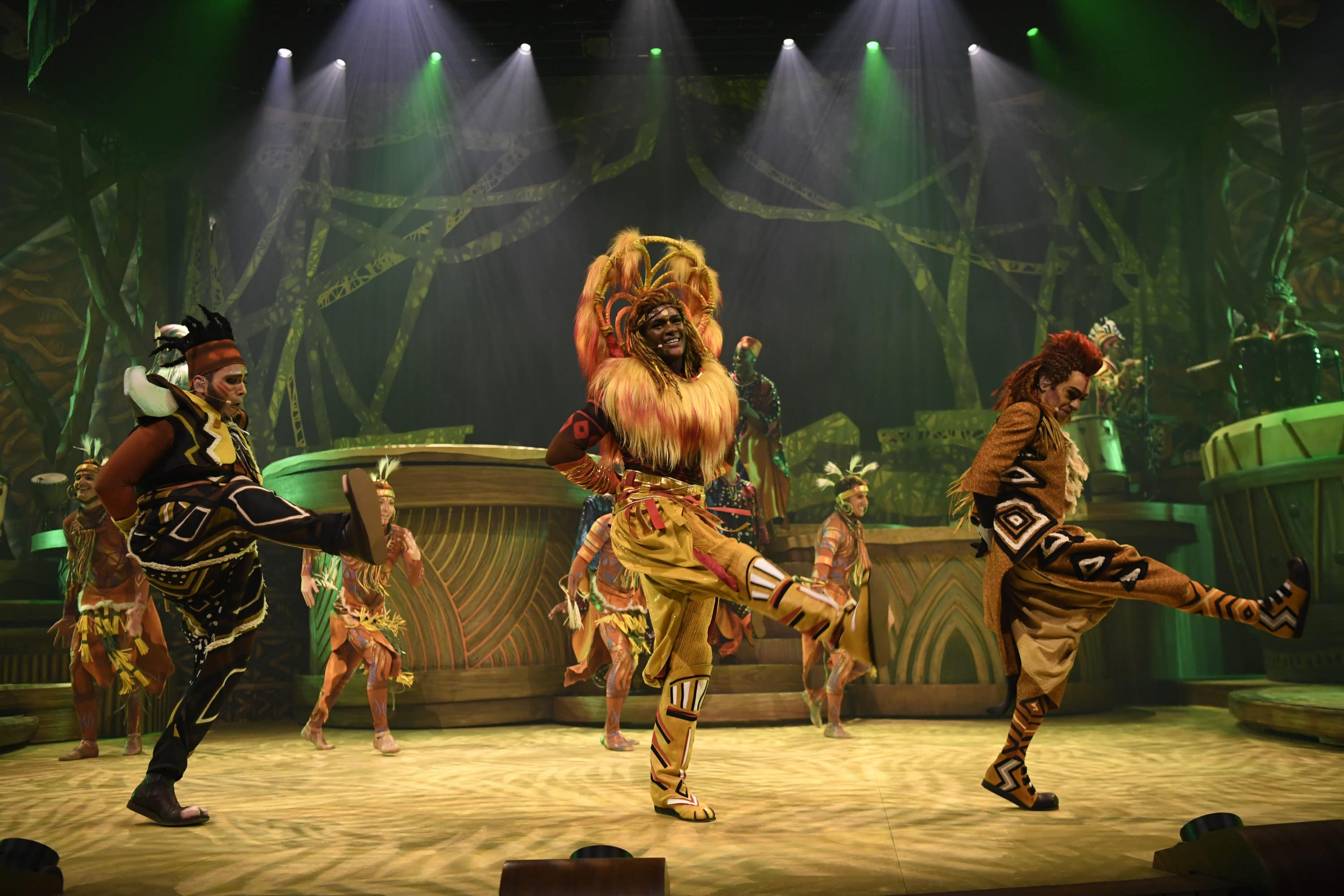 The Lion King and the Rhythms of the Earth