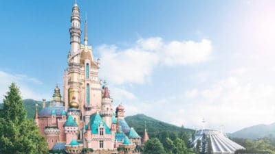 Hong Kong Disneyland Denied Theme Park Expansion by Government