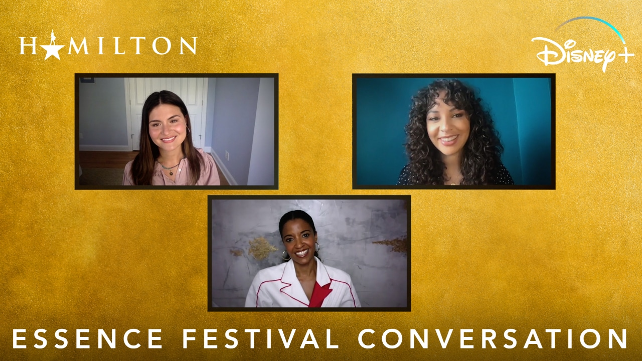 "VIDEO: ""The Schuyler Sisters"" Essence Festival Conversation"