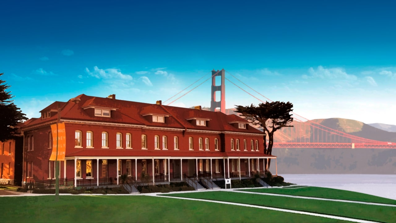 Walt Disney Family Museum Featured Image