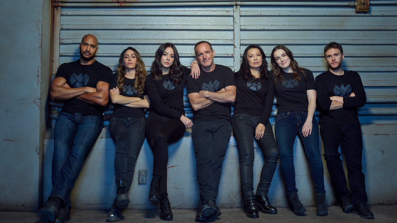 Looking Back: Seven Years with the Agents of S.H.I.E.L.D.