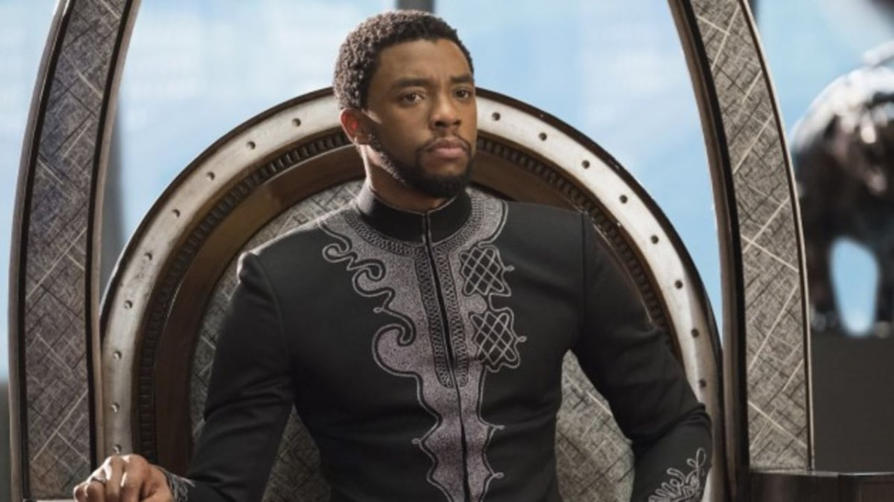 Chadwick Boseman as Black Panther - Featured Image