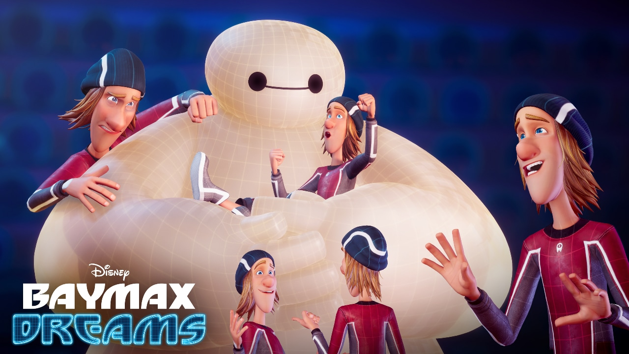 """Disney's """"Baymax Dreams"""" Season Two Launches August 3 with Advances in Production"""