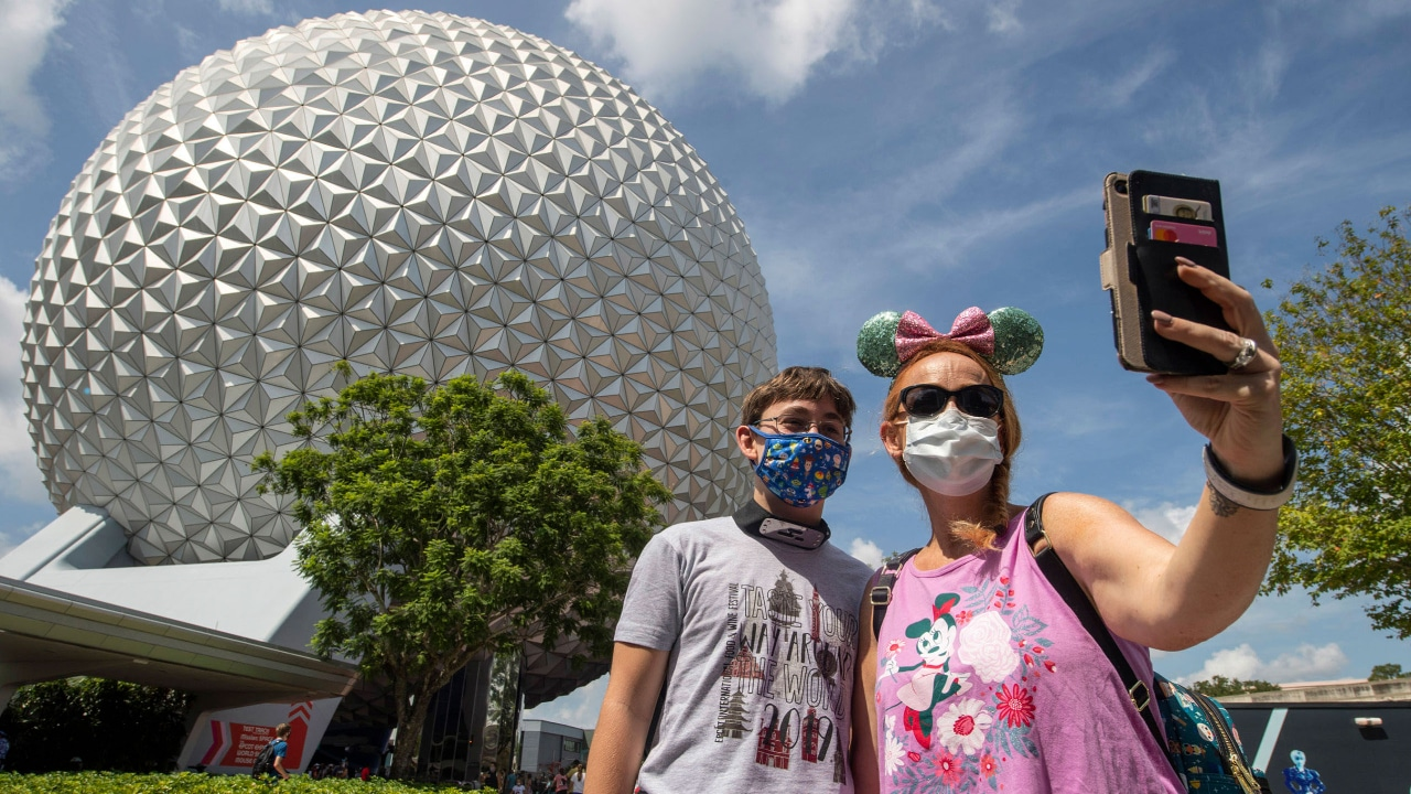 EPCOT - Featured Image