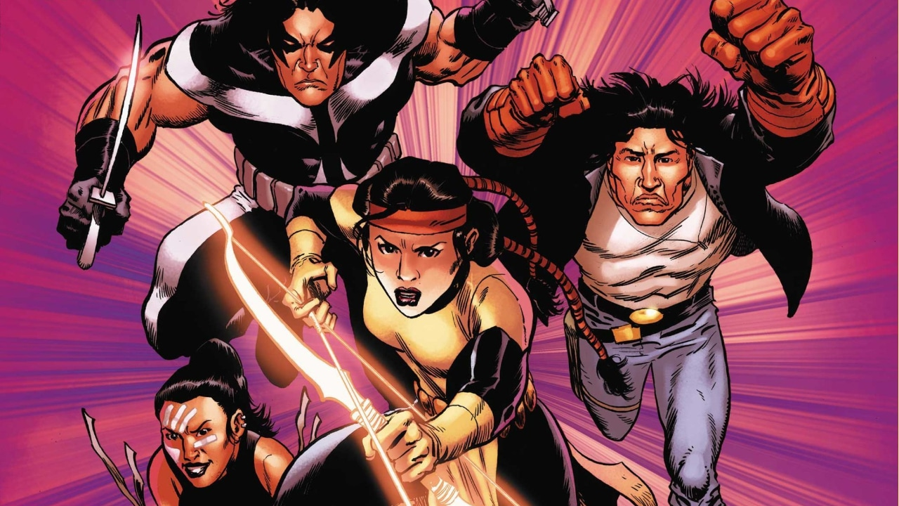 Marvel Comics News Digest Featuring X-Men's Apocalypse and Honoring Indigenous History