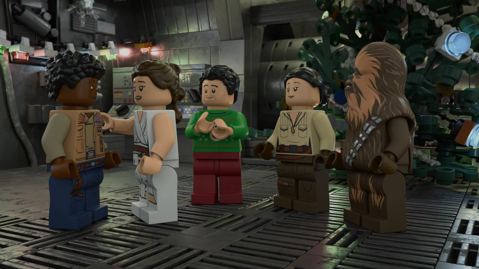 """Disney+ to Premiere """"The LEGO Star Wars Holiday Special"""" on Fan-Favorite Holiday Life Day, November 17"""