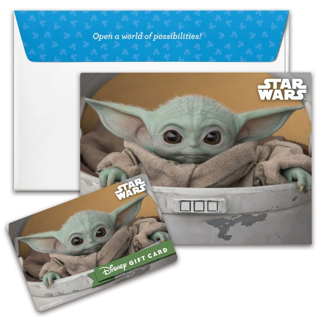 The Child - The Mandalorian - The Gift Card