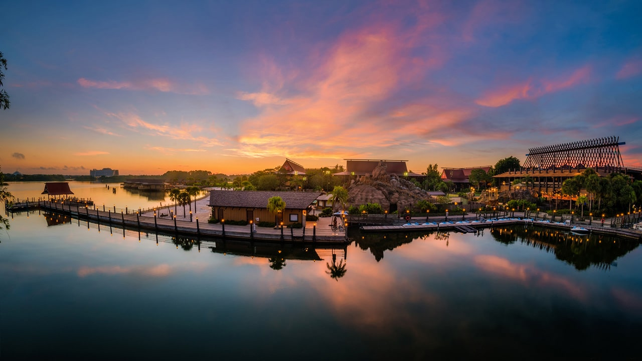 Disney's Polynesian Resort - Featured Image