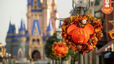 Walt Disney World Offers More Discounts for Florida Residents Visiting This Fall