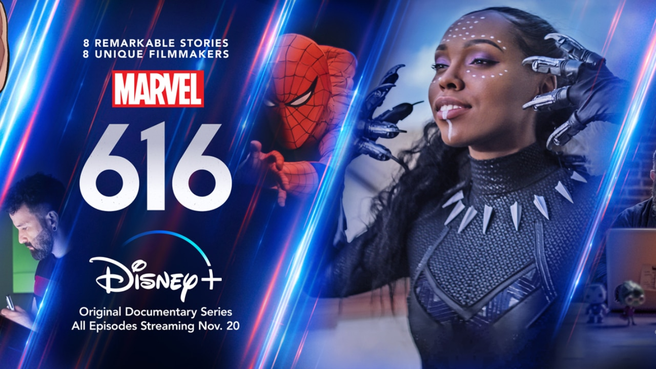 Marvel 616 Featured Image