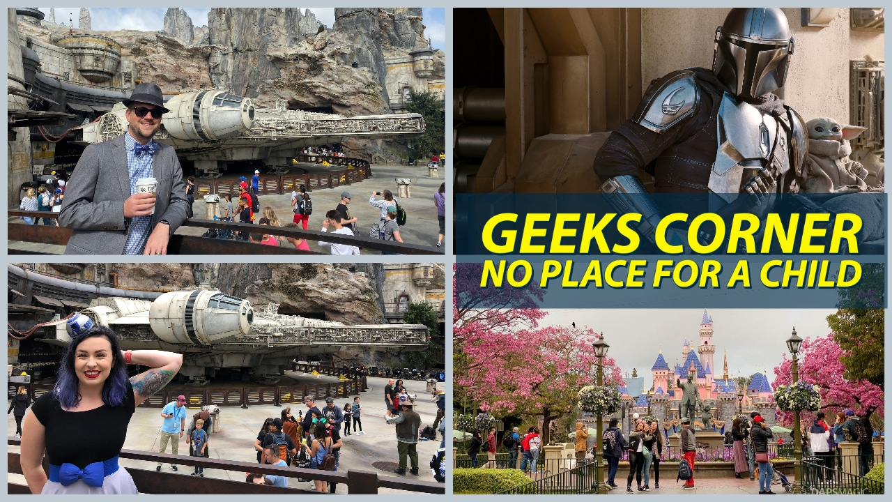 No Place for a Child – GEEKS CORNER – Episode 1050 (#521)