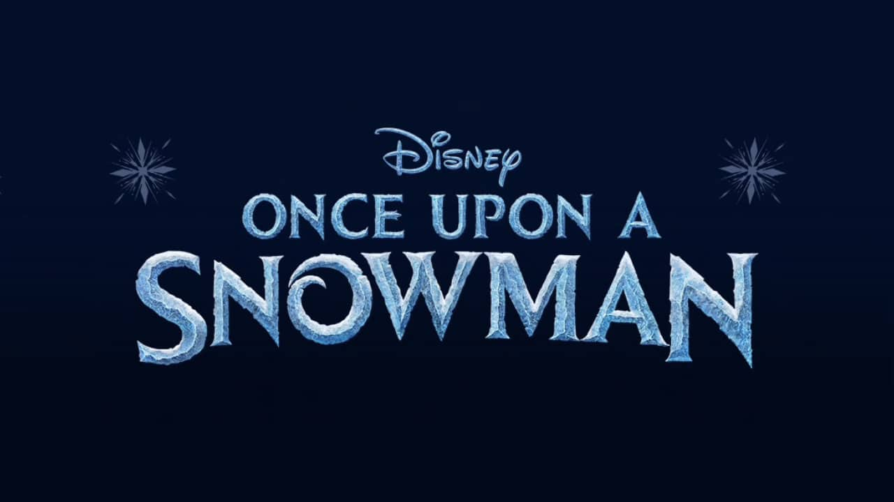 """The Previously Untold Origins Of Olaf Are Revealed In The All-New Short """"Once Upon A Snowman"""""""