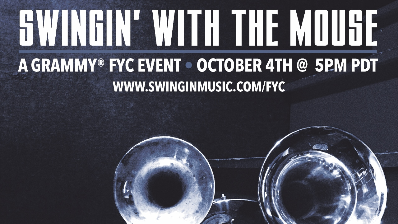SWINGIN' WITH THE MOUSE - Featured Image