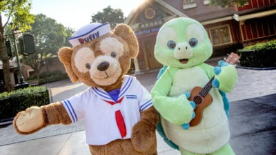 Autumn Arrives at Shanghai Disney Resort with Festivals, Celebrations and New Duffy Month Surprises