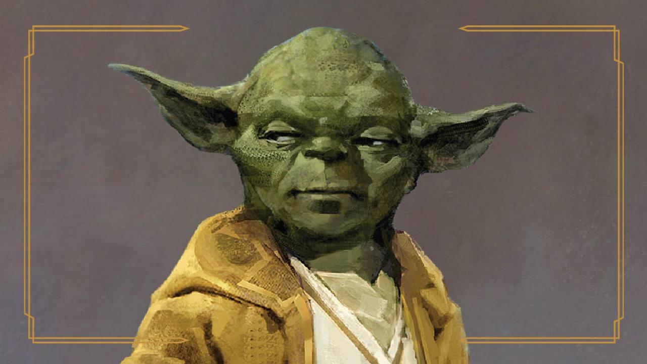 Yoda - Star Wars: The High Republic