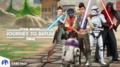 The Sims 4 Star Wars: Journey to Batuu – My First Impression