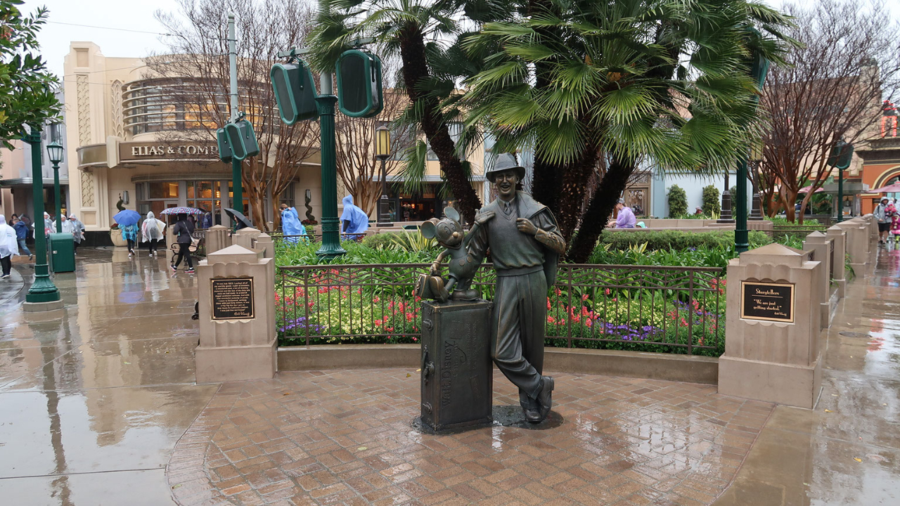 Buena Vista Street in California Adventure to Open for Shopping and Dining