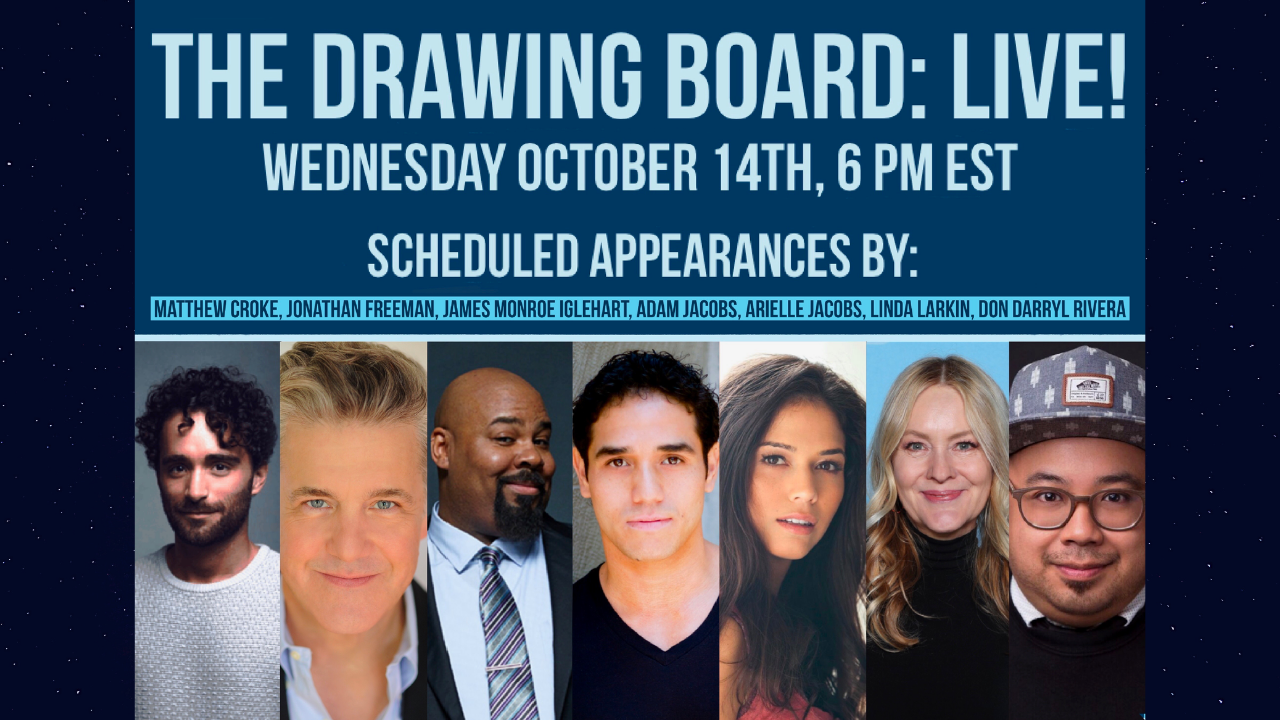The Drawing Board: Live To Bring the Magic of Aladdin to Fans While Helping a Wonderful Cause
