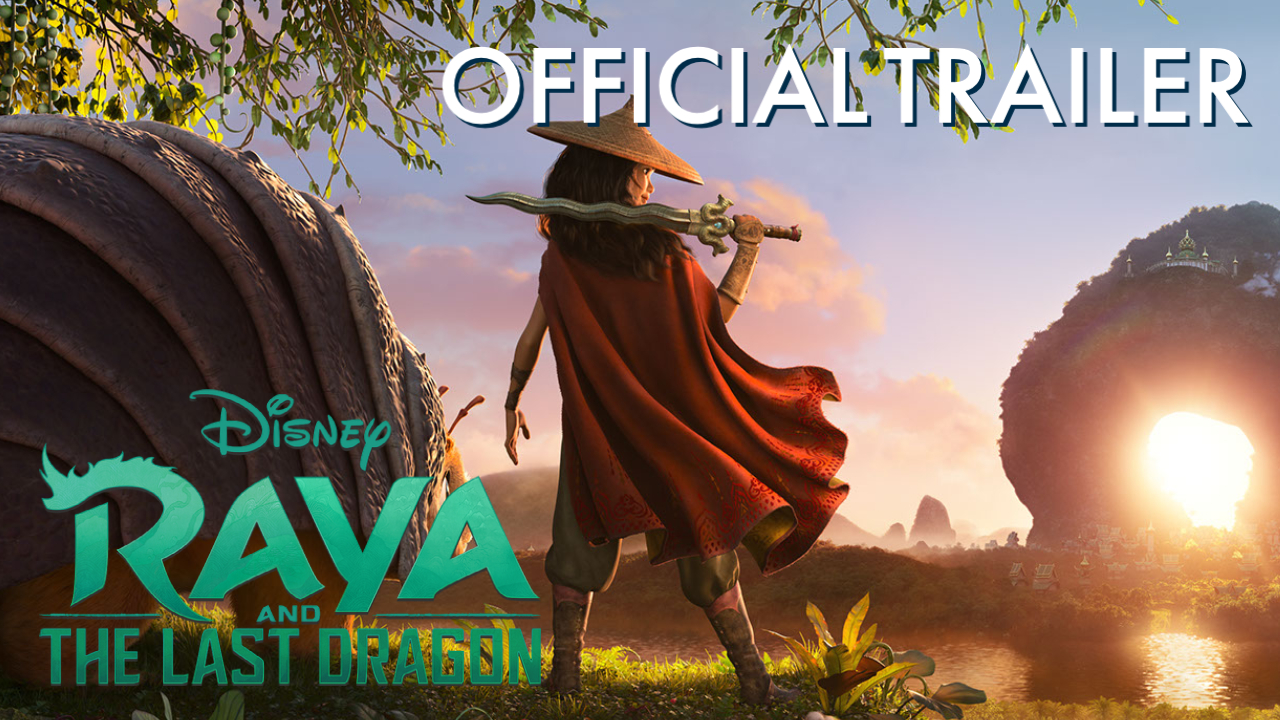 Disney Releases Trailer, Poster, and Images for Raya and the Last Dragon