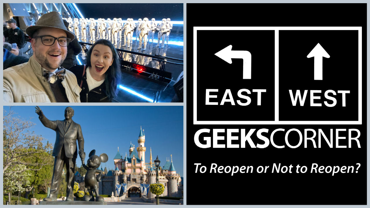 To Reopen or Not to Reopen- GEEKS CORNER – Episode 1102 (#525)