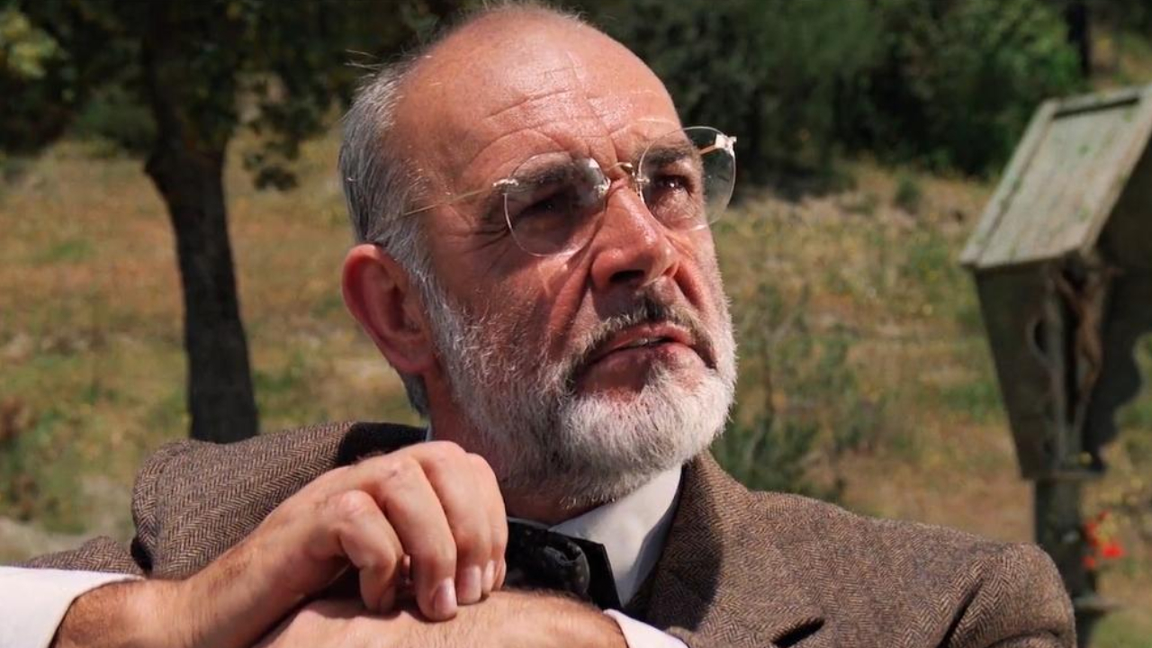 Sean Connery - Indiana Jones and the Last Crusade