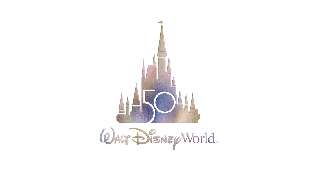 Walt Disney World 50th Anniversary Logo - Featured Image
