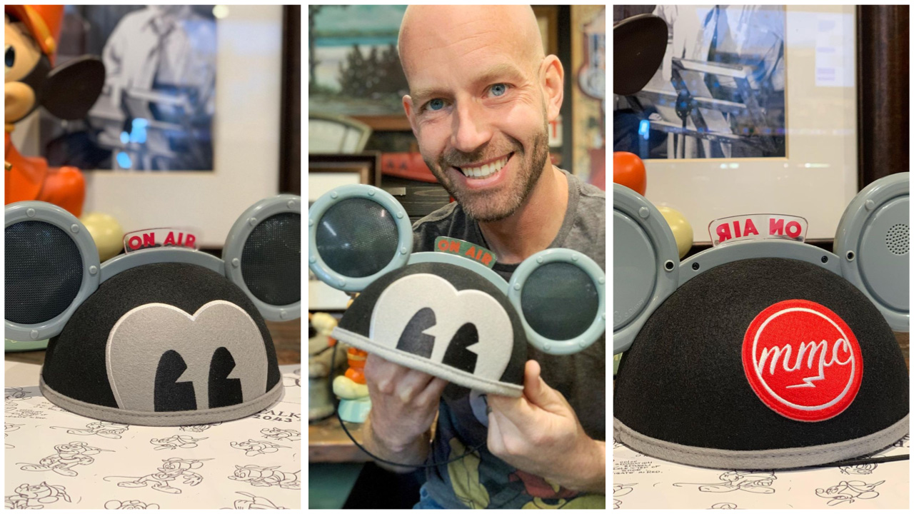 Bret Iwan's Disney Parks Designer Mickey Ears to Release Tomorrow, November 19