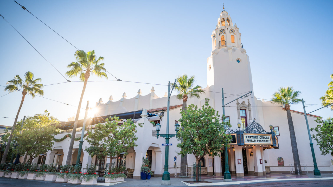 Carthay Circle Lounge - Alfresco Dining