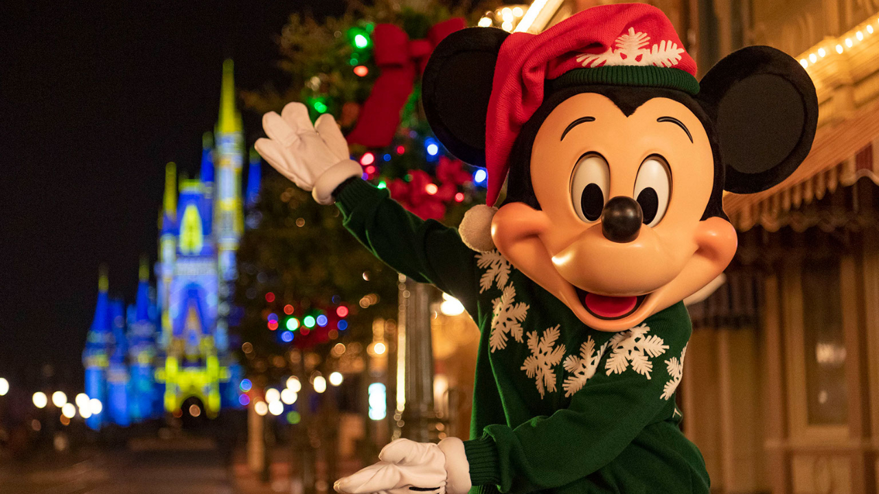 Walt Disney World Extends Parks Hours for New Year's Eve